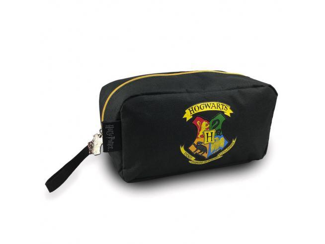 Harry Potter Beauty Case con Stemma Hogwarts Groovy