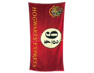 Harry Potter Hogwarts Express 9 3/4 cotton towel Groovy