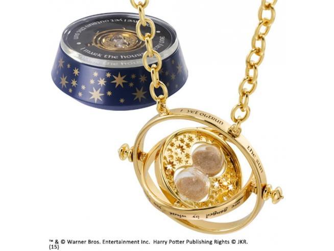 Harry Potter Giratempo Hermione con Box Edizione Speciale Noble Collection