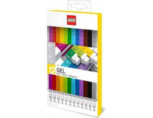Lego 12 Penne Gel Colorate  JoyToy