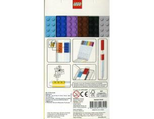Lego Set di 12 Pennarelli Colorati  JoyToy
