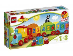 LEGO DUPLO 10847- IL TRENO DEI NUMERI