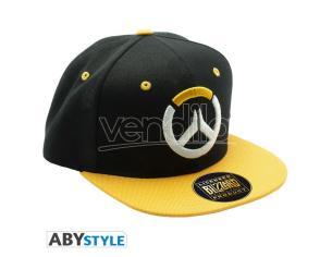 Overwatch - Snapback Cap - Orange - Logo