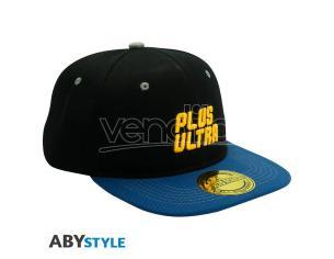 My Hero Academia - Snapback Cap - Black & Blue - Plus Ultra