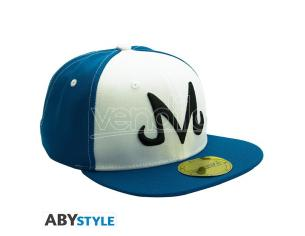 Dragon Ball - Snapback Cap - Blue & White - Majin