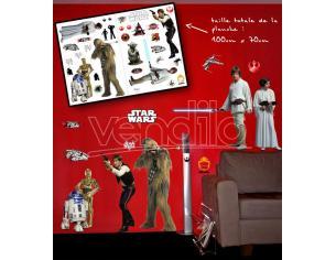Star Wars - Adesivi - 100x70cm - Rebels (blister)