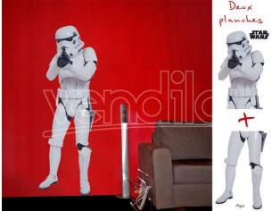Star Wars - Stickers - Scale 1 - Storm Trooper (blister)