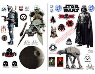 Star Wars - Adesivi - 100x70cm - Empire (blister)