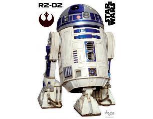 Star Wars - Adesivi - Scale 1 - R2d2 (blister)
