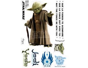 Star Wars - Stickers - Scale 1 - Yoda (blister)