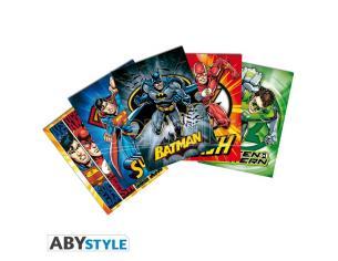Dc Comics - Postcards - Set 1 (14,8x10,5)