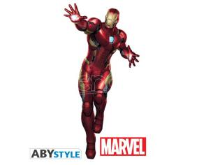 Marvel - Stickers - Scale 1 - Iron Man (blister)
