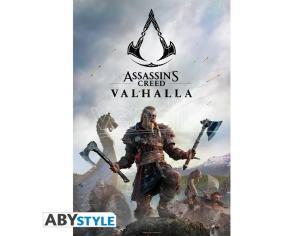 "Assassin's Creed - Poster ""valhalla Raid"" (91.5x61)"