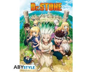 """Dr Stone - Poster """"group"""" (52x38)"""