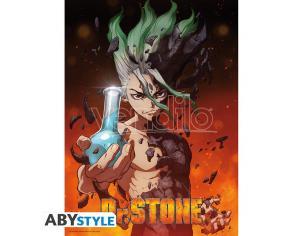 """Dr Stone - Poster """"senku"""" (52x38)"""