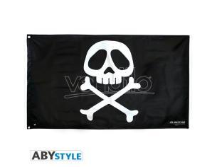 """Captain Harlock  - Flag """"emblem"""" (70x120)"""
