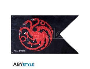 "Game Of Thrones - Flag ""targaryen"" (70x120)"
