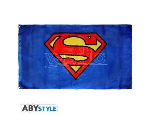 """Dc Comics - Flag """"superman"""" (70x120)"""