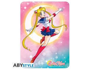 """Sailor Moon - Metallo Plate """"sailor Moon"""" (28x38)"""