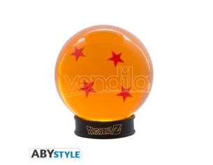 Dragon Ball - 75 Mm Dragon Ball 4 Stars + Base