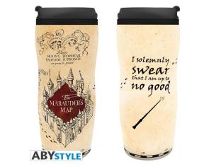 "Harry Potter - Travel Mug ""marauder's Map"""