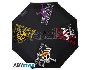 One Piece - Umbrella - Pirates Emblems