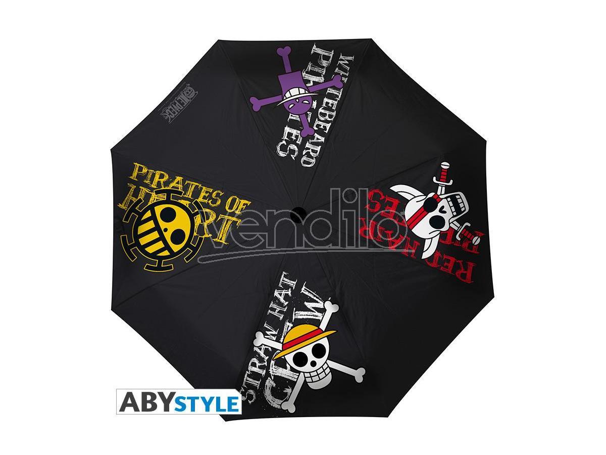 One Piece - Ombrello - Pirates Emblems