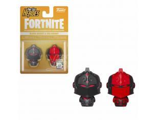 Fortnite - Pop! Pint Sized! Vinile: Black Knight & Red Knight Funko