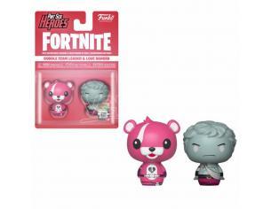 Fortnite - Pop! Pint Sized! Vinile: Cuddle Team Leader & Love Ranger Funko