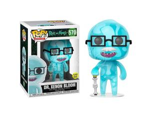 Pop Animation: R&m S6: Dr. Xenon Bloom