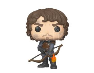 Game Of Thrones - Pop Vinile: S11 Theon W/flaming Arrows (gw)