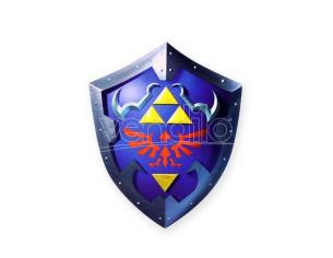 Zelda - Hylian Shield Magnet X1
