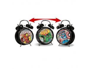 Marvel - Marvel Comics Lenticular Alarm Clock