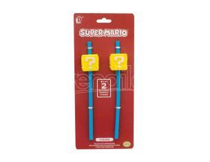 Nintendo - Cannucce Super Mario Paladone