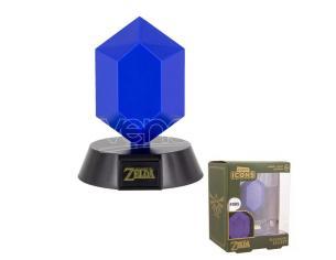 Zelda - Blue Rupee Icon Light