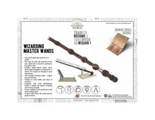 Harry Potter - Wizarding Master's Light Painting Wand Special Spell