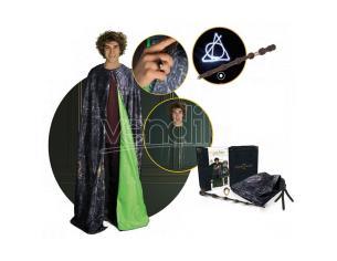 Harry Potter - Mantello da Collezione Doni della Morte e Invisibilità