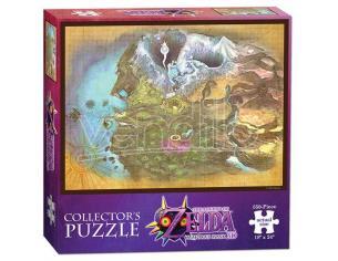 Zelda - Puzzle The Legend Of Zelda Majora's Mask Termina Map X1