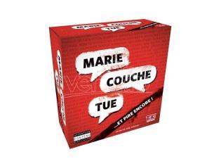 Marie Couche Tue - Jeu De Plateau
