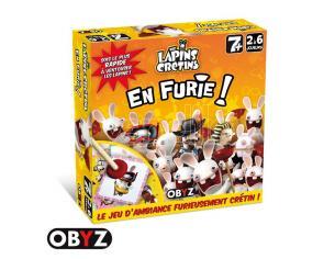 Lapins Cretins - Jeu - En Furie !