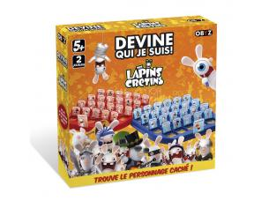 Raving Rabbids - Game - Guess Who