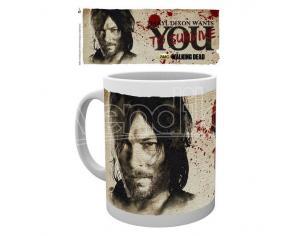 The Walking Dead - 300 Ml Mug: Daryl Needs You