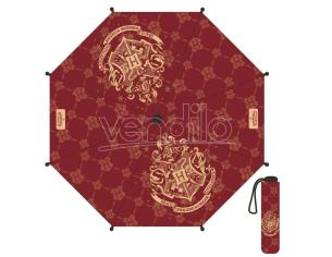 Harry Potter Hogwarts folding adult manual umbrella CerdÁ