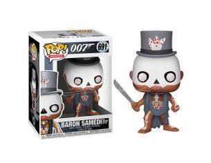 Pop Figura James Bond Baron Samedi Serie 2 Funko