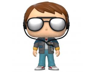 POP figure Back To The Future Doc Marty with Glasses Funko