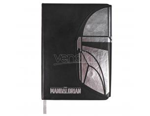 Stars Wars The Mandalorian A5 Faux-leather Agenda Cerdà