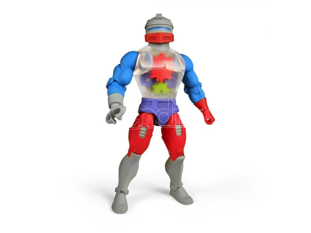 Masters of The Universe Figura Club Grayskull Wave 4 Roboto 18 cm Super7