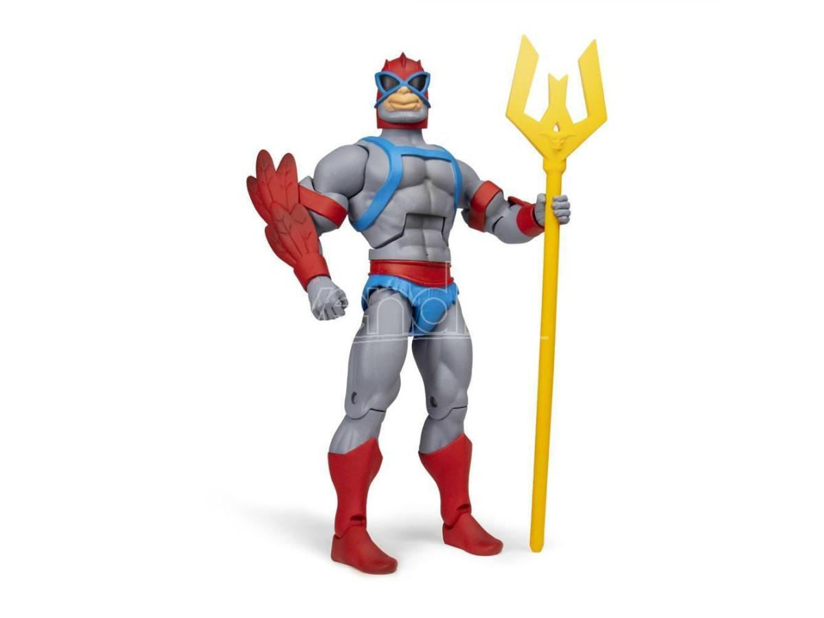 Masters of The Universe Figura Club Grayskull Wave 4 Stratos 18 cm Super7