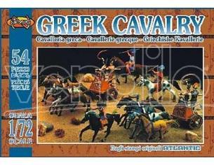Atlantic Atl006 Cavalleria Greca Kit 1:72 Kit Figura Militari