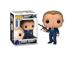 POP figure James Bond Daniel Craig Quantum of Solace Funko